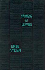 Sadness at Leaving - An Espionage Romance (Semiotext (E) Foreign Agents)