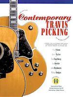 The Art of Contemporary Travis Picking (Bk&Cass)