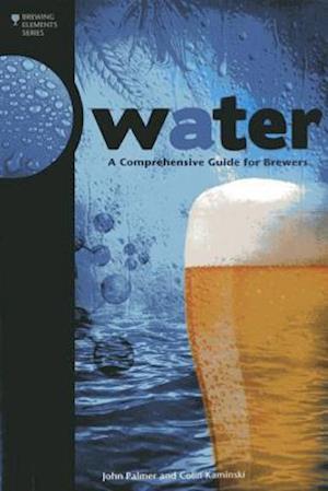 Bog paperback Water af John Palmer