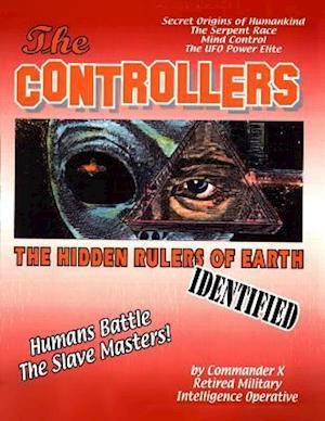 Bog, paperback The Controllers af Commander X, X. Commander