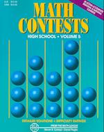 Math Contests For High School (Math Contests, nr. 5)