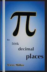 Pi to 500k Decimal Places