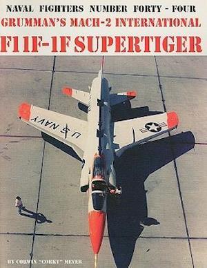 Grumman F11f-1f Super Tiger