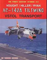 Vought/Hiller/Ryan XC-142a Tiltwing Vstol Transport