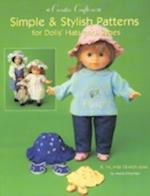 Simple & Stylish Patterns for Dolls Hats & Shoes