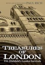 Treasures of London af Paul Rich, P. H. Ditchfield