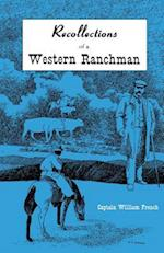 Recollections of a Western Ranchman
