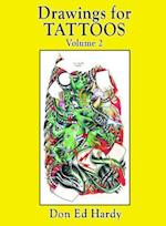 Drawings for Tattoos Volume 2 (Drawings for Tattoos, nr. 2)
