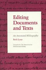 Editing Documents and Texts