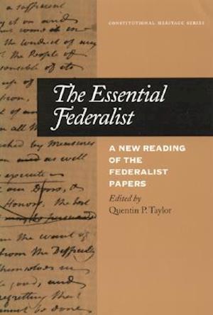 Bog, paperback The Essential Federalist af James Madison