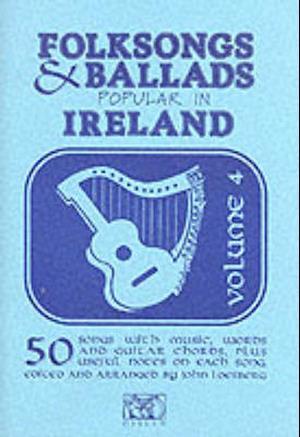 Folksongs & Ballads Popular in Ireland