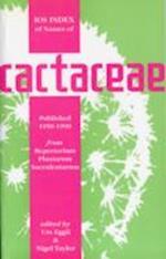 IOS Index of Names of Cactaceae