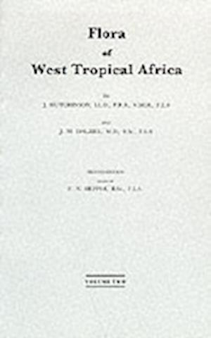 Flora of West Tropical Africa Volume 2