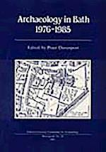 Archaeology in Bath, 1976-85 (Oxford University Committee for Archaeology monograph, nr. 28)