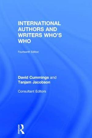 Intl Whos Who Authors 1995