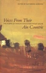 Voices from Their Ain Countrie (Asls Annual Volumes, nr. 3)