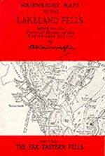 Wainwright Maps of the Lakeland Fells (Wainwright maps (of the Lakeland Fells))