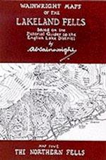 Wainwright Maps of the Lakeland Fells (Wainwright maps, nr. 5)