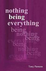 Nothing Being Everything af Tony Parsons