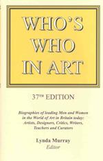 Who's Who in Art (WHO'S WHO IN ART)