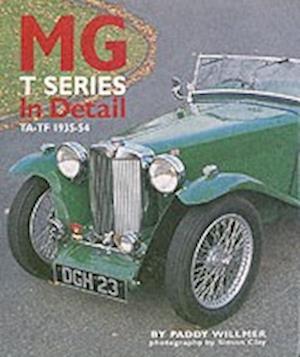 MG T Series in Detail
