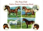 The Pony Club Native Ponies Colouring Book