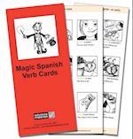 Magic Spanish Verb Cards Flashcards (8)