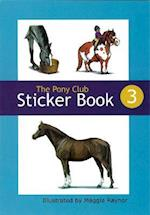 The Pony Club Sticker Book
