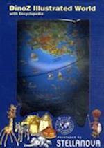 Insight: Dinoz World Globe (Insight Globes)