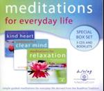 Meditations for Everyday Life (Audio 3 CDs) (Living Meditation, nr. 3)