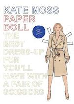 Kate Moss Paper Doll