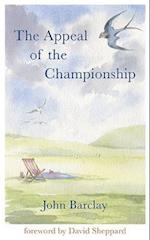 The Appeal of the Championship af John Barclay