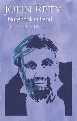 Bog, paperback John Rety  -  Notebook in Hand af John Rety