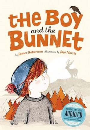 Bog, ukendt format The Boy and the Bunnet af James Robertson