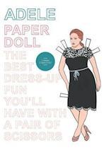 Adele Paper Dolls