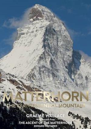 Bog, hardback Matterhorn af Graeme Wallace