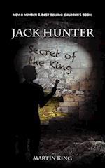 Jack Hunter - Secret of the King af Martin King