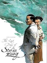 Last Days Of Stefan Zweig af Guillaume Seksik, Laurent