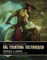 Sci-fi & Fantasy Oil Painting Techniques