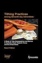 Tithing Practices Among Seventh-Day Adventists