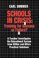 Schools in Crisis af Carl Sommer