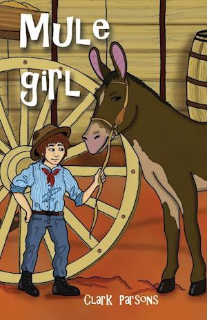 Bog, hæftet mule girl af Clark Parsons