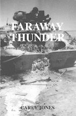 Faraway Thunder af Carey Jones