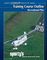 Sporty's, What You Should Know Series, Training Course Outline - Recreational Pilot
