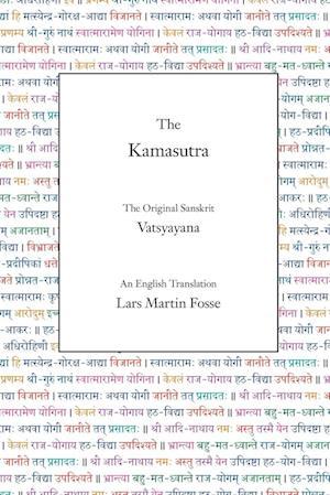 Bog, hæftet The Kamasutra af Vatsyayana