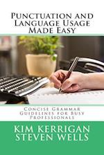 Punctuation and Laguage Usage Made Easy