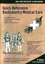 Backcountry Medical Care