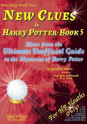 New Clues to Harry Potter