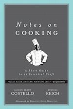 Notes on Cooking (Notes on)