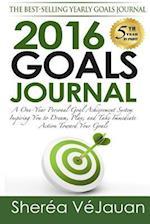 2016 Goals Journal